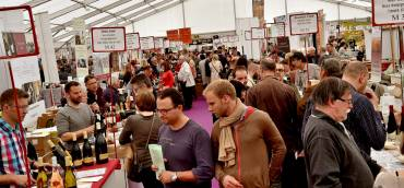 List of upcoming wine fair in 2018