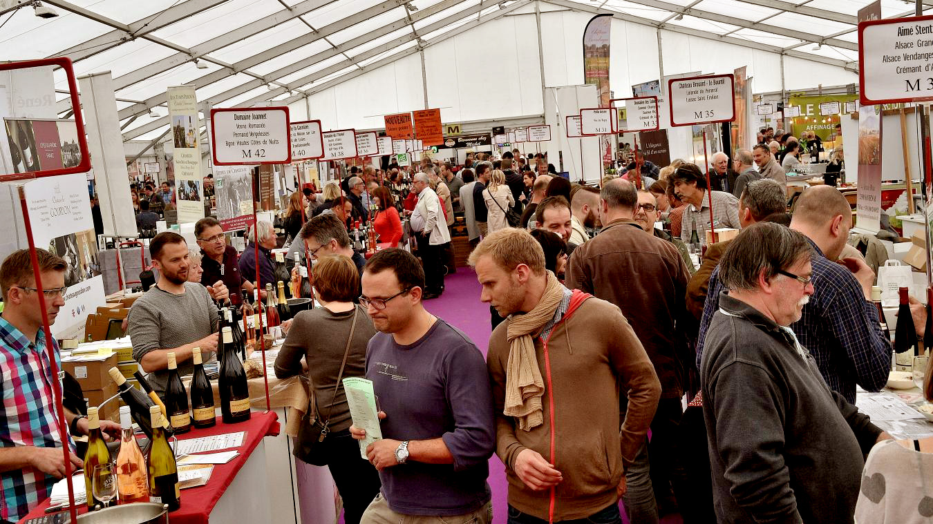 list of upcoming wine fair in 2018 domaine thierry drouin