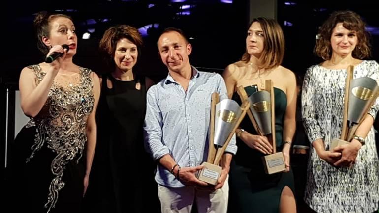 Trophées Jeunes Talents pour Charles-Edouard Drouin